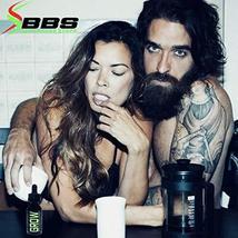 GROW Maximum XXL Beard Growth & Mustache Accelerator - #1 Formula Serum Oil Worl image 8