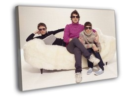 The Lonely Island Comedy Hip Hop Group Music Decor Framed Canvas Print - $14.96+