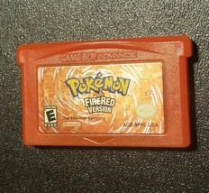 Pokemon: FireRed Version ( Game Boy Advance, 2004) - $50.00