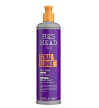 TIGI Serial Blonde Purple Toning Shampoo, 13.53 Ounce