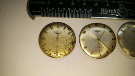 Vintage longines movements 370 and 23z for repair or parts with good bal... - $178.99