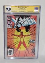 CHRIS CLAREMONT SIGNED AUTOGRAPHED MARVEL UNCANNY X-MEN COMIC BOOK 199 C... - $189.97