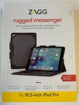 ZAGG D9RMK-BB0 Rugged Messenger 7 Color Backlit Case Used - $15.79