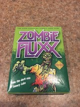 Zombie Fluxx Card Game Version 1.0 Looney Labs Sealed Travel Kids Ages 8 + - $8.59
