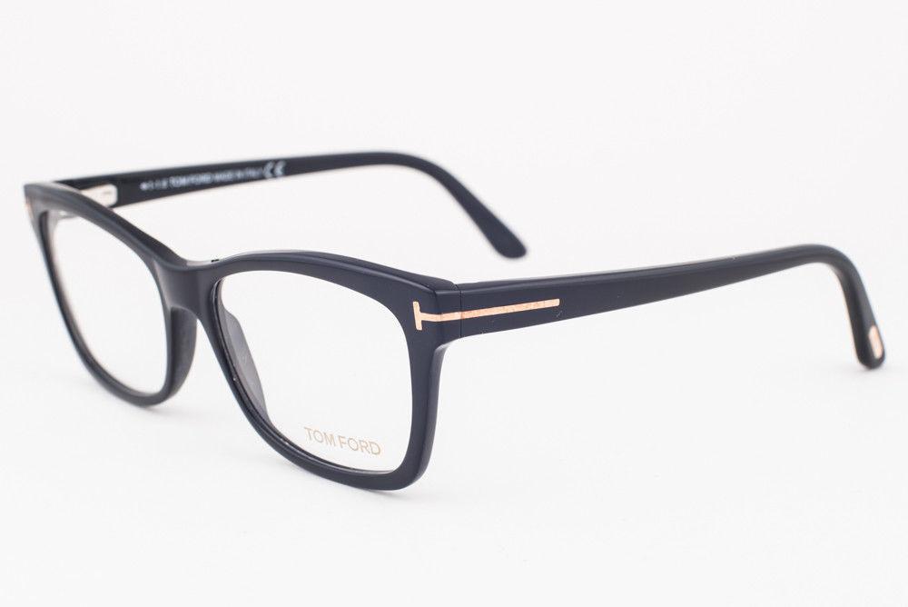 a982e7ea6cc Tom Ford 5424 001 Black Eyeglasses TF5424 001 and 50 similar items. 57
