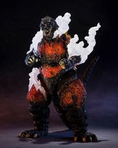S.H.Monsterarts Godzilla 1995 Ultimate Brûle Ver. Action Figurine Bandai... - $294.49