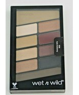 Wet n Wild Coloricon Eyeshadow 10 Pan Palette *Choose your shade*Twin Pack* - $13.99