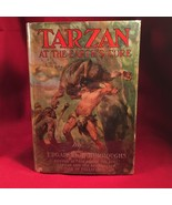 Edgar Rice Burroughs TARZAN AT THE EARTH'S CORE/1st  Nice Jacket - $343.00