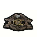 "HOG HARLEY DavidsonOWNERS GROUP EAGLE PATCH New 3"" x 5"" Biker - $6.88"