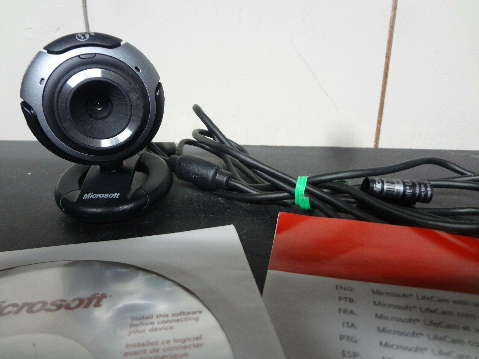 Microsoft Lifecam 1 4 WebCam and similar items