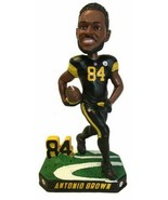Antonio Brown Pittsburgh Steelers NFL Color Rush Bobblehead FOCO NIB Foo... - $59.39