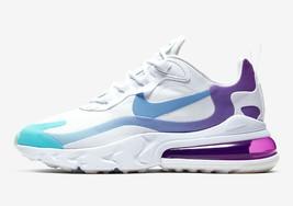 Women's Nike Air Max 270 React Gradient Shift AT6174-102 Women Size 8.5 - $168.30
