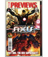 Marvel Previews #25 August 2014 - $2.29