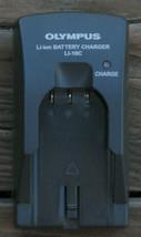 Genuine Olympus LI-10C Battery Charger 4.2v-860mA ~ Ships Free - $9.99