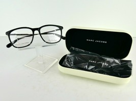 Marc Jacobs MJ 602 (CSA) Black Palladium 53 x 17 145 Eyeglass Frames - $69.95