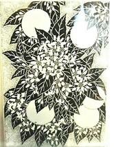 Stamp Camp Unmounted Rubber Stamp Lovely Floral & Fruit Background