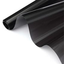 Window Tint Film One Way Solar Black Home Car House Office 15% VLT UV Pr... - $15.40