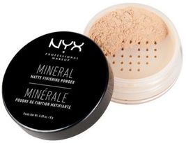 NYX Mineral Matte Finishing Powder 0.28 oz Light / Medium  - $7.95