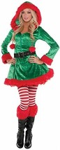 Amscan Sassy Elfe Grande Taille Adulte Halloween Vacances Costume Noël 8... - $52.50