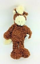 "Manhattan Toy Horse Ragalangs Pony Brown Plush Furry Stuffed Animal 11"" ... - $38.64"