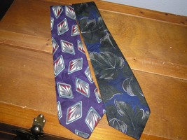 Gently Used Lot of 2 Nordstrom Purple Webley Starshine Blue & Green Leaf... - $7.69