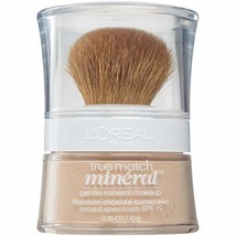 L'Oreal Paris True Match Mineral Loose (0.35 Ounce (Pack of 1)|Light Ivory) - $13.23