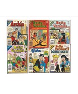 Archie Lot Archie #141 Betty & Veronica #10,114,148 Double #138 Jughead ... - $8.95