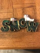 Christmas Snow Decoration - $14.73