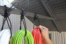 Hook & Hang Storage & Organizer Cords PACK of 3 - Hook & Hang tools almost anywh image 7