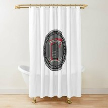 USMC Combat Logistics Regiment 17, 1st Logistics Shower Curtain - $98.99