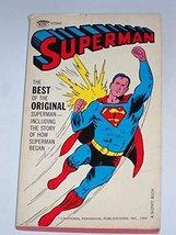 Superman [Paperback] [Jan 01, 1966] DC Comics - $14.11