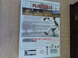 Nintendo Wii Major League Baseball 2K9 image 2