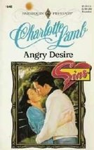 Angry Desire  (Top Author/Sins) Charlotte Lamb