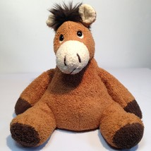 "Russ Dum Dum Donkey Plush Beanbag Horse Pony Brown Stuffed No.3054 - 7"" - $18.95"