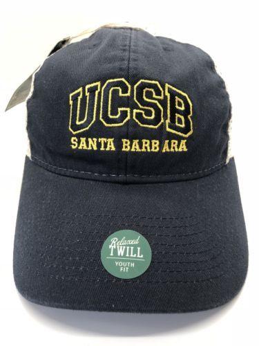 premium selection 1b143 074f6 NCAA UCSB Santa Barbara Cap Hat Youth and 50 similar items