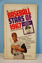 Baseball Stars of 1967 Pyramid Books Special Feature Sandy Koufax - $6.93