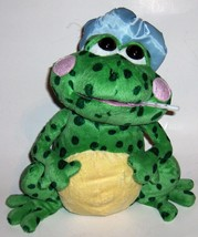 "Fever Frog 12"" Tall Animated Singing Plush With Light Up Cheeks, Cuddle ... - $29.69"