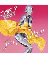 Aerosmith  (Just Push Play) CD - $1.98