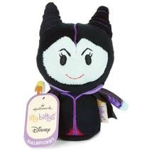 Maleficent Hallmark itty bitty bittys Disney Villains Plush Sleeping Bea... - £10.55 GBP