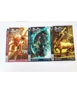 Dark Horse Buffy The Vampire Slayer Comic Lot 3 Season 8 Issues 16 17 18 Series - $22.50