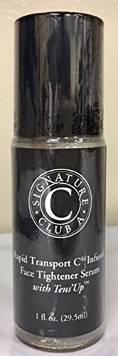 Signature Club A Rapid Transport C Infused Face Tightener Serum with Tens'Up (1