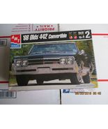 AMT 1966 Olds 4-4-2 Convertible 1/25 scale - $31.99