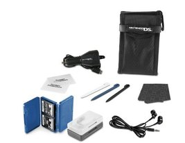 Nintendo DS Lite 15- in-1 Everyday Starter Kit - Black [video game] - $24.01