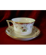 Wedgwood Bianco williamsburg cup and saucer - $19.75
