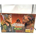 Small Soldiers Big Battle Board Game 1998 Complete - $24.70