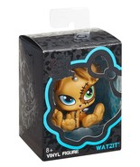MONSTER HIGH VINYL FIGURE MINI PET WATZIT - $9.89