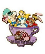 Mad Tea Party 3D  Authentic  Disneyland Pin - $34.99
