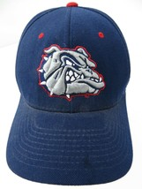 Gonzaga Bulldogs Zags Fitted 7 5/8 Adult Baseball Ball Cap Hat - $12.86