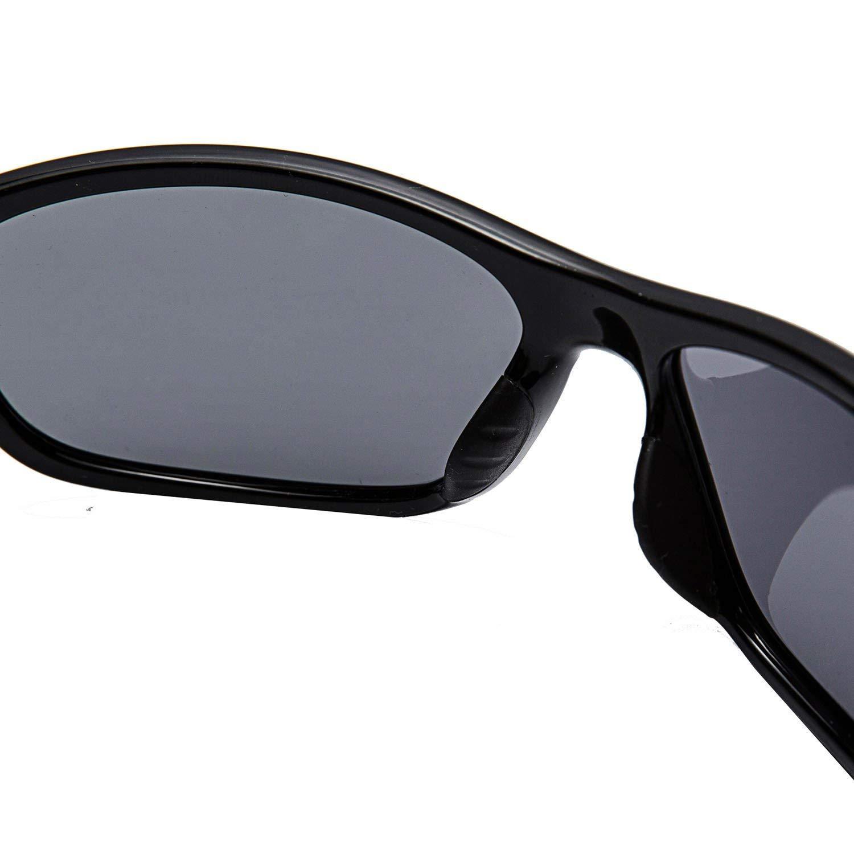 BELLBESSON Polarized Sports Sunglasses for Men Women Baseball Running Cycling Fi