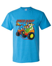 Speedy Buggy t-shirt retro Saturday morning Cartoons 1970's 1980's vintage tee image 2